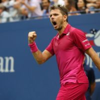 Stan Wawrinka Photo from Getty Images